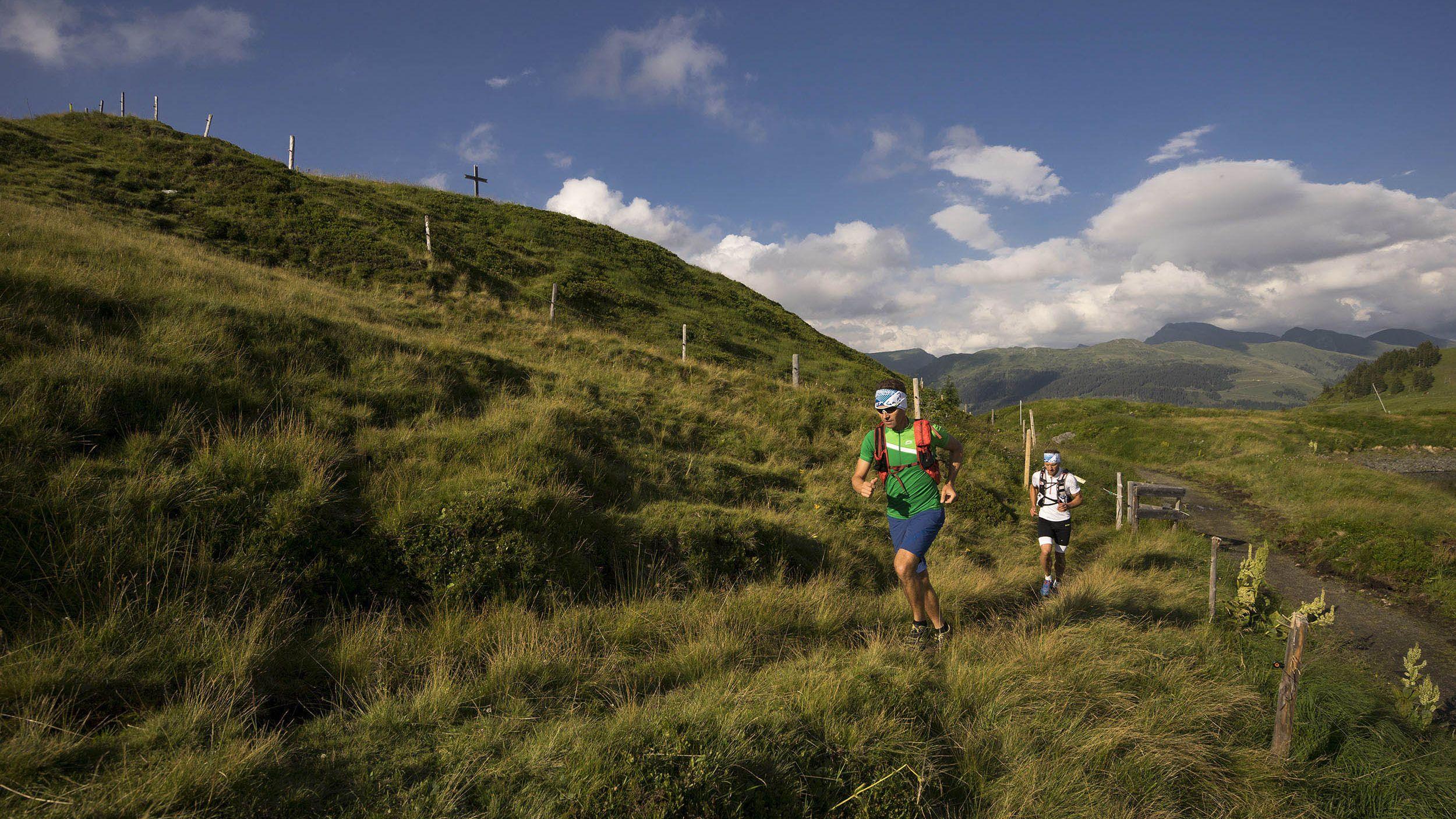 Wanderhotel Kirchner, Trailrunning