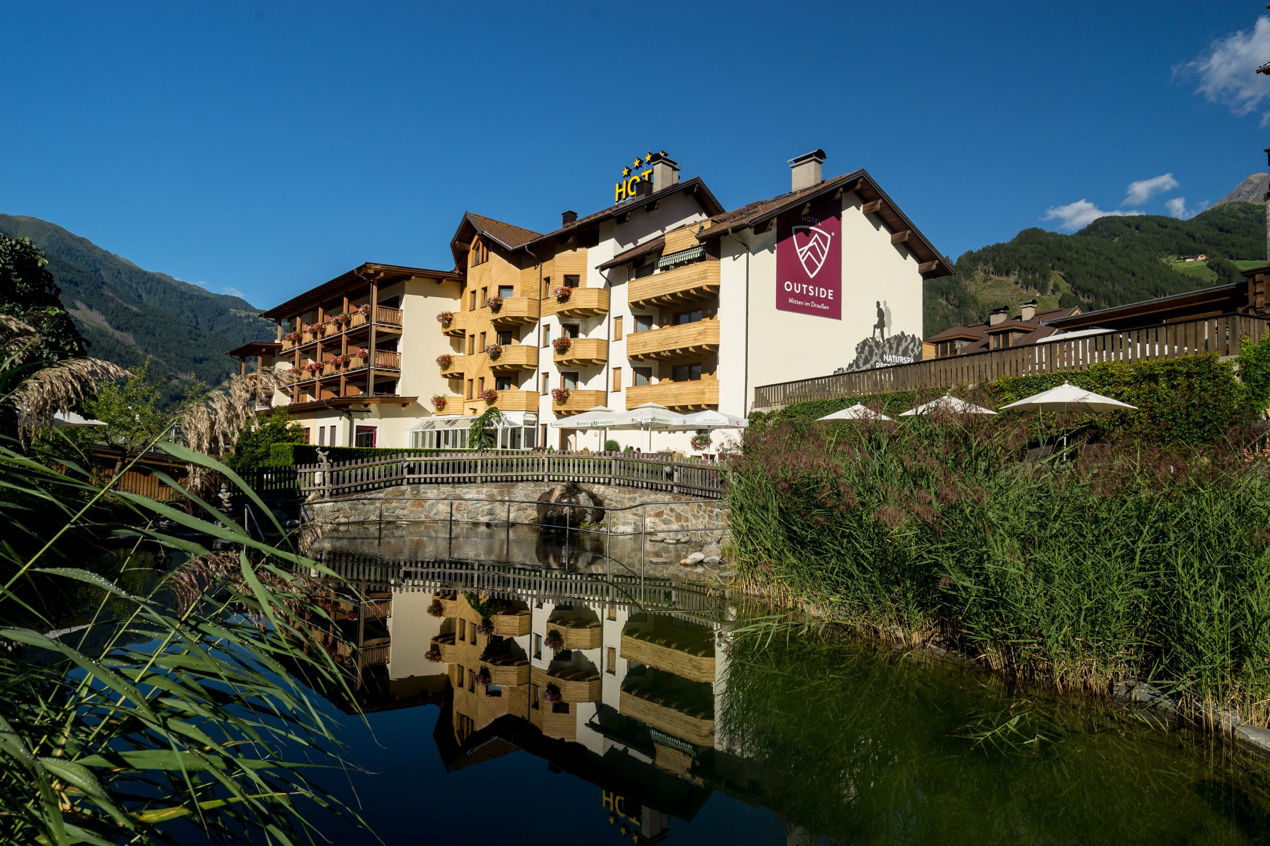 Hotel Outside in Matrei in Osttirol