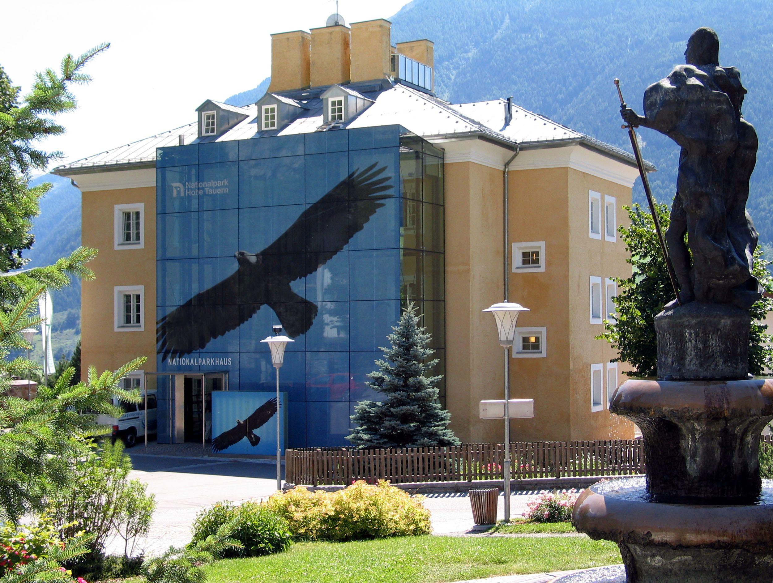 Nationalparkhaus in Matrei (c) NPHT/Gruber