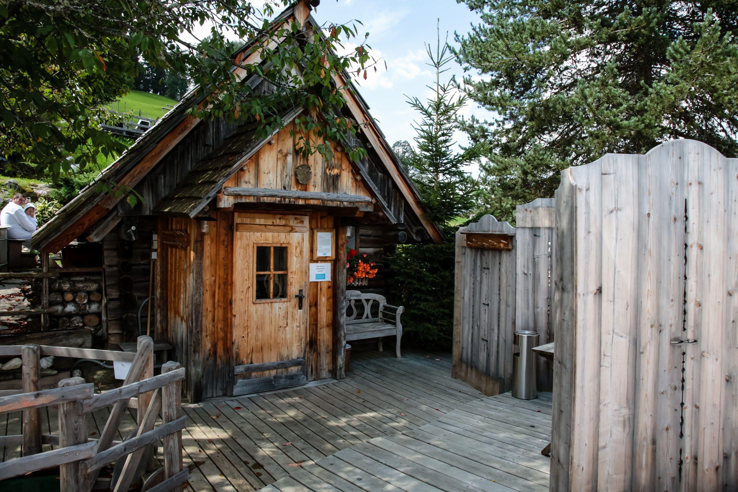 Die Stadl-Sauna
