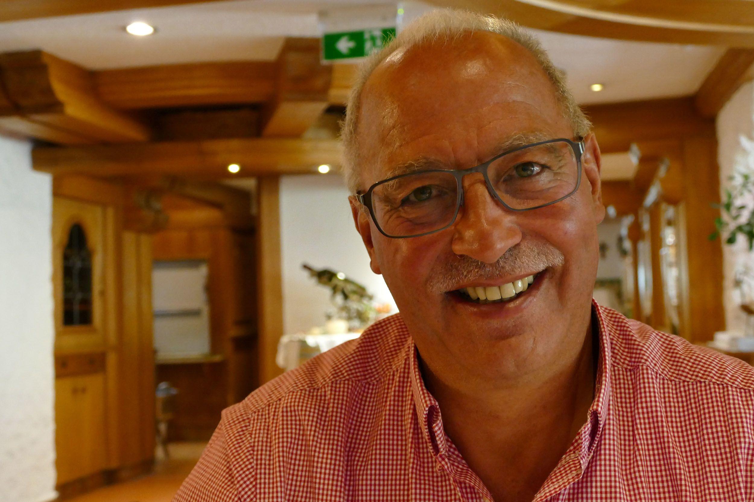 Die Lieblingswanderungen von Jägeralpe - Seniorchef Oskar Jäger
