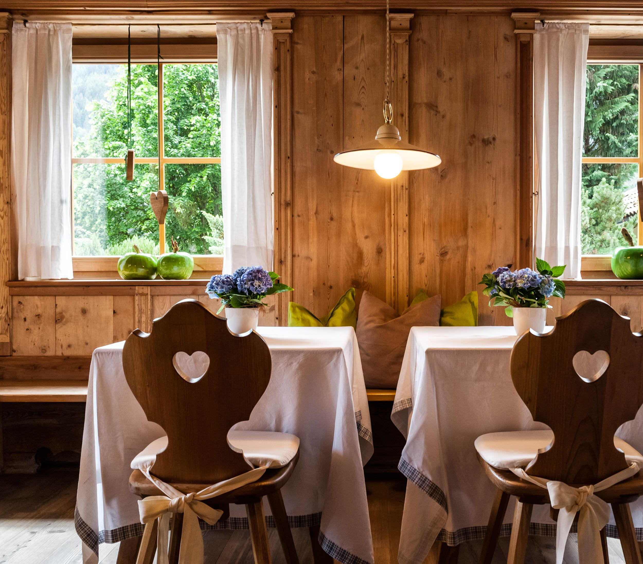 Restaurant des Vitalhotel Tauber