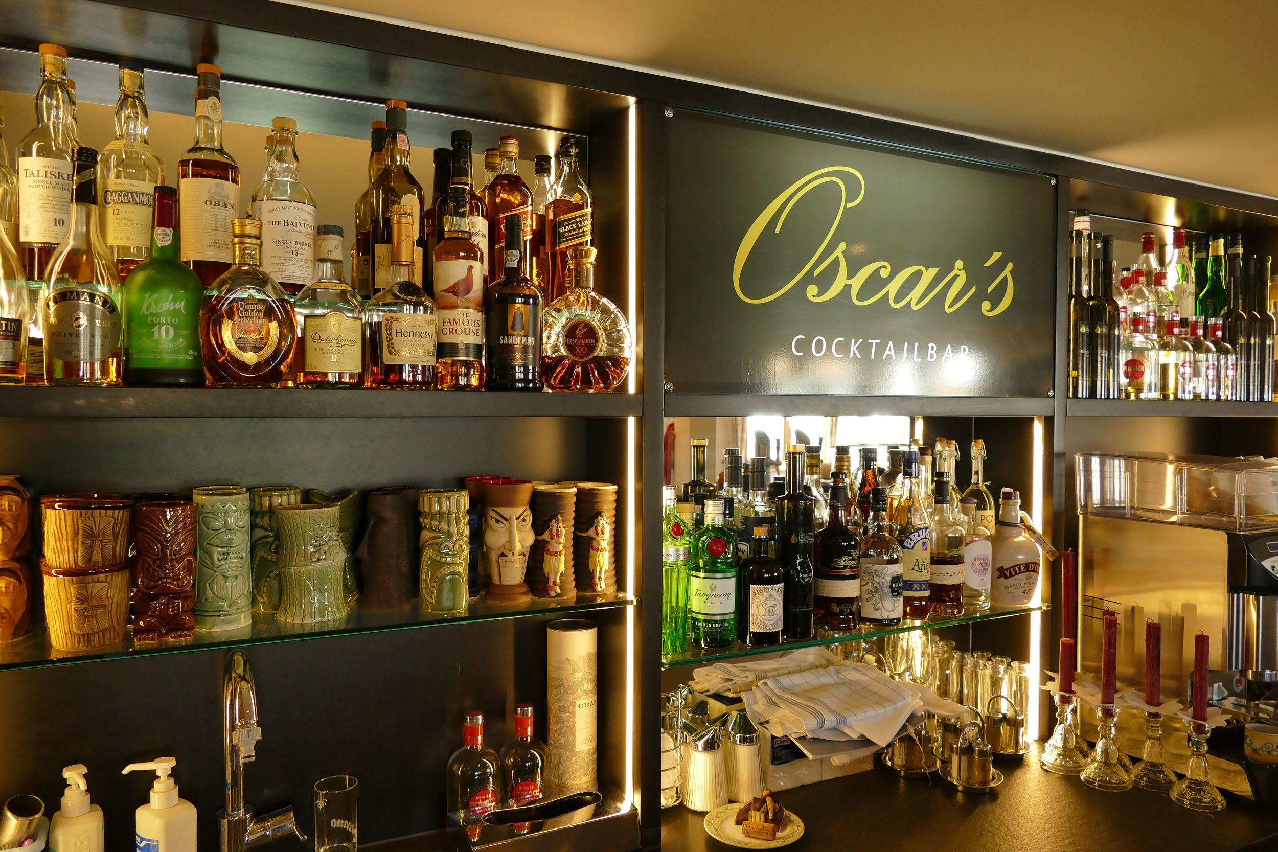 Cocktailbat Oscar's