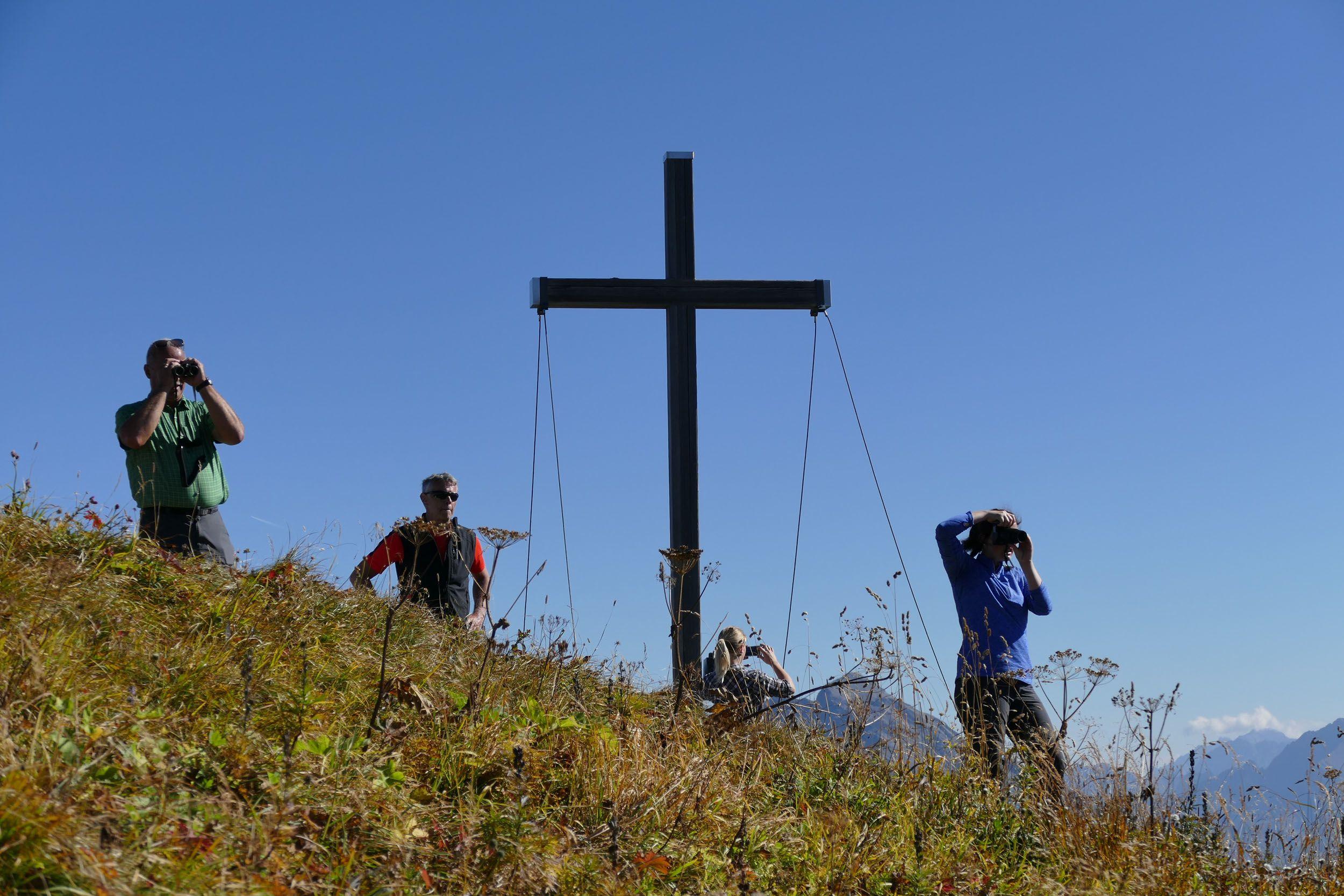 Wanderhotel Jägeralpe Höhenmeter Wandercup