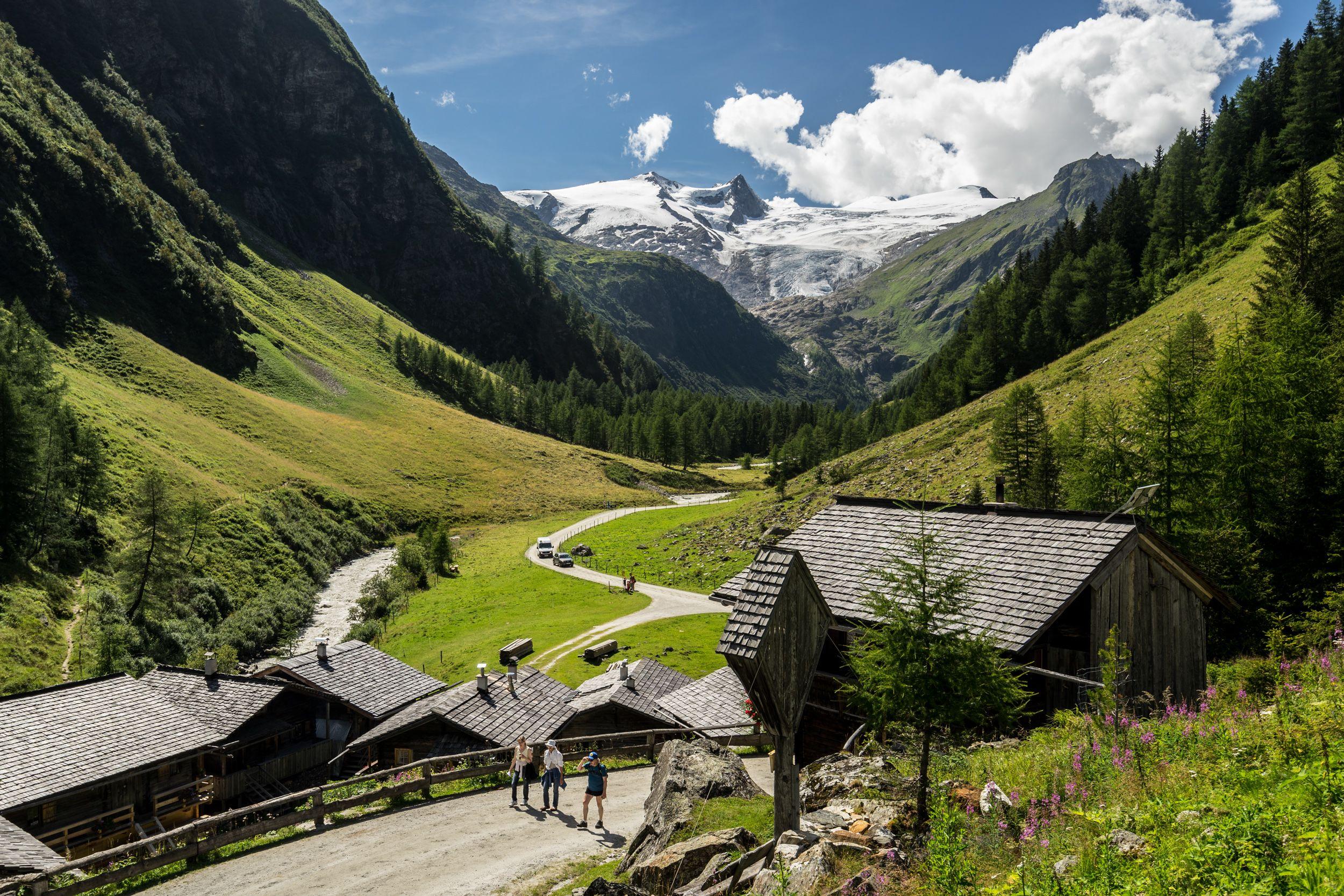 Wanderhotel Outside, Innergschlöß