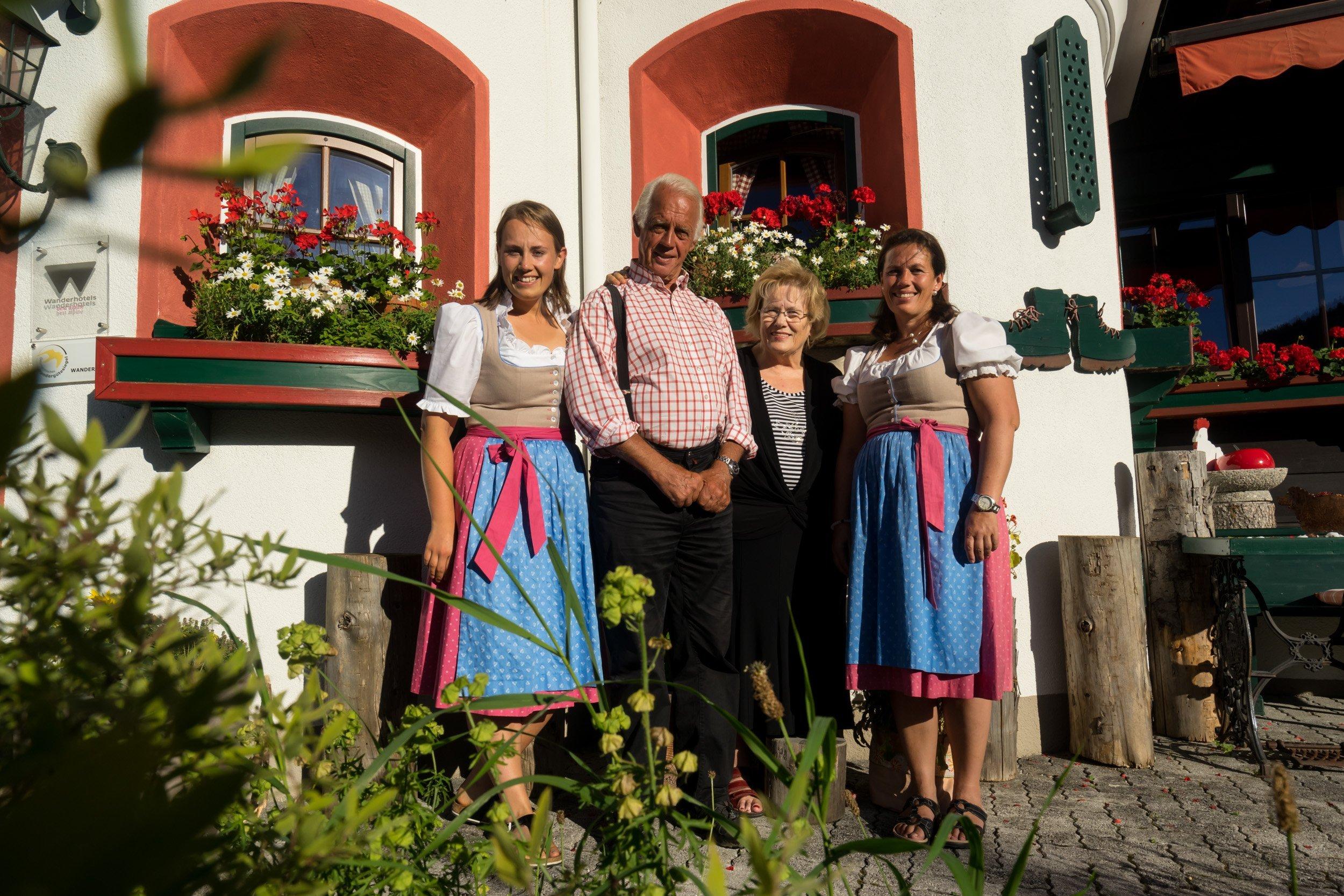 Familie Schafhuber
