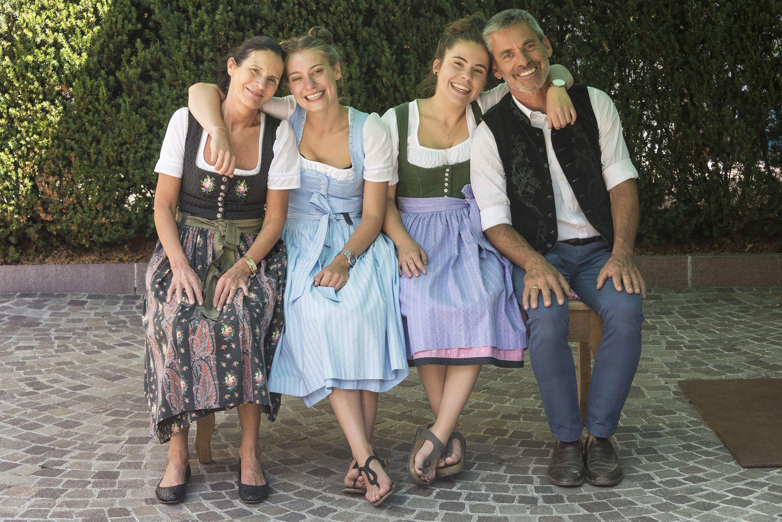 Drumlerhof – die Familie