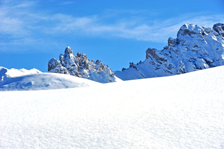 Winter auf der Seiser Alm