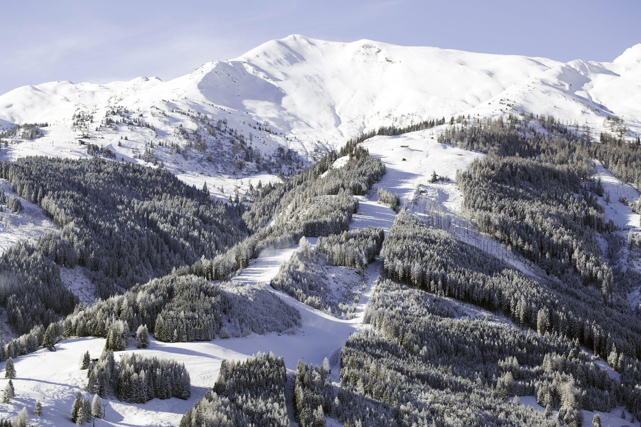 Skigebiet Raurisertal