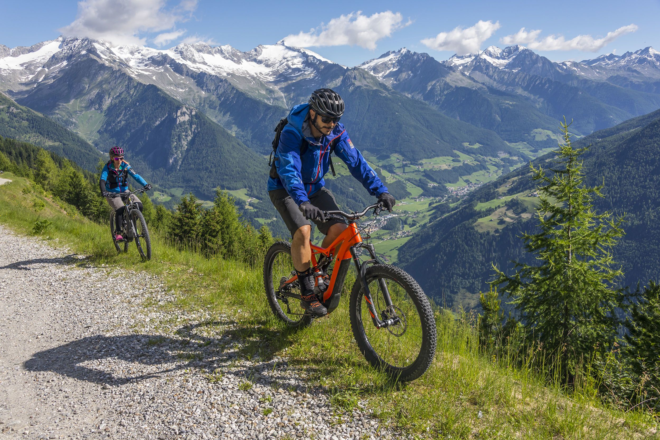 Bike-Paradies Tauferer Ahrntal
