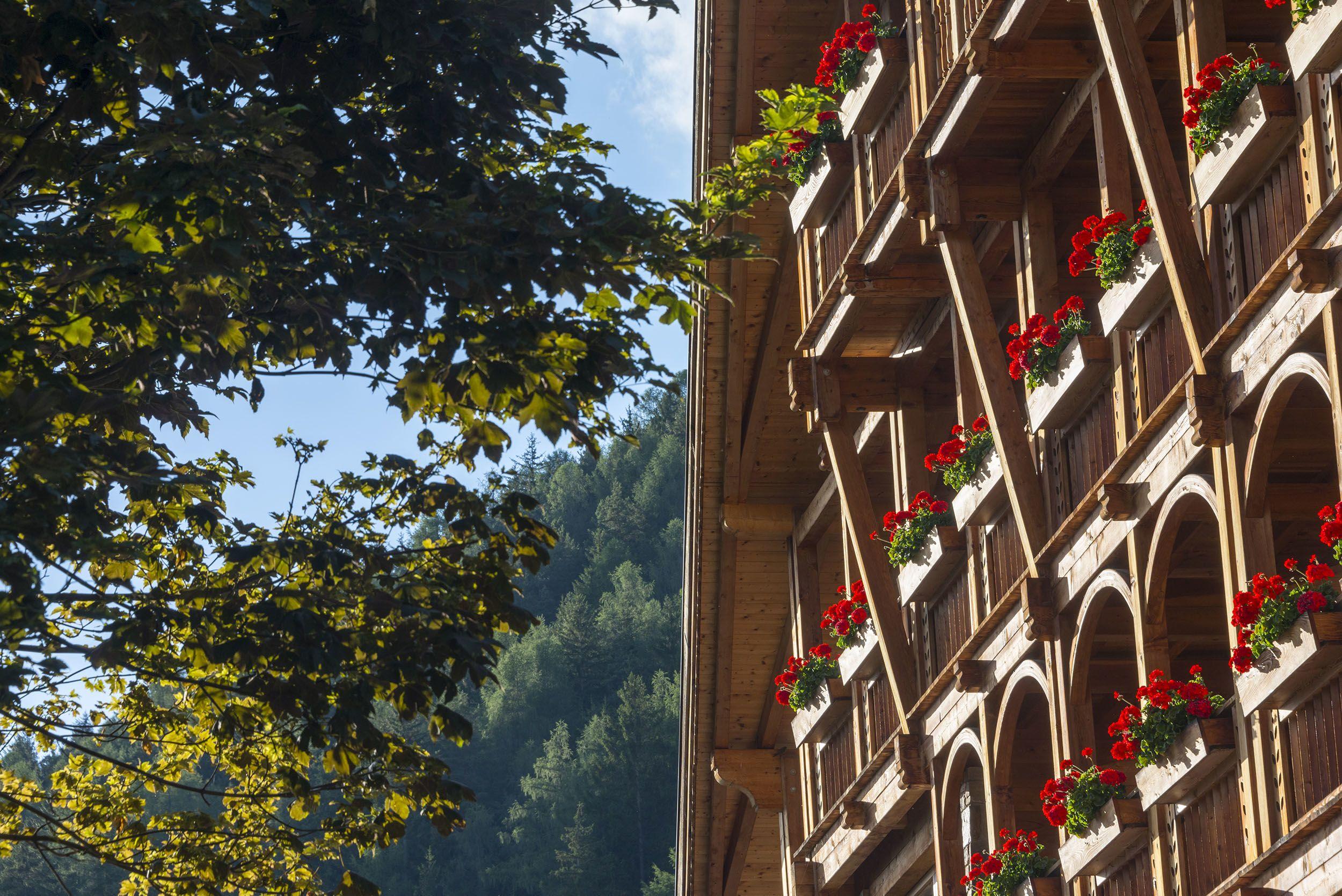 Naturhotel Lüsnerhof © Udo Bernhart