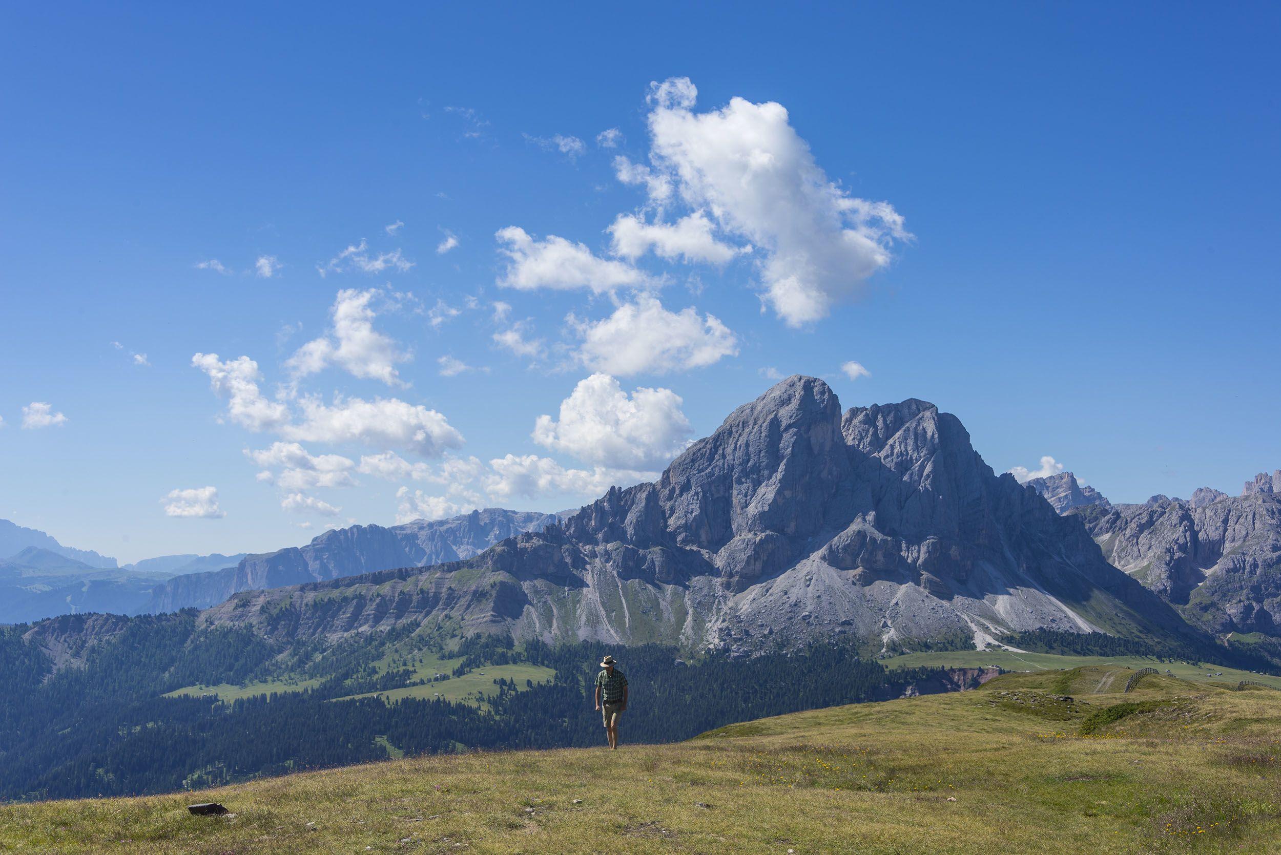 Wanderung auf die Mauerberg Spitze © Udo Bernhart