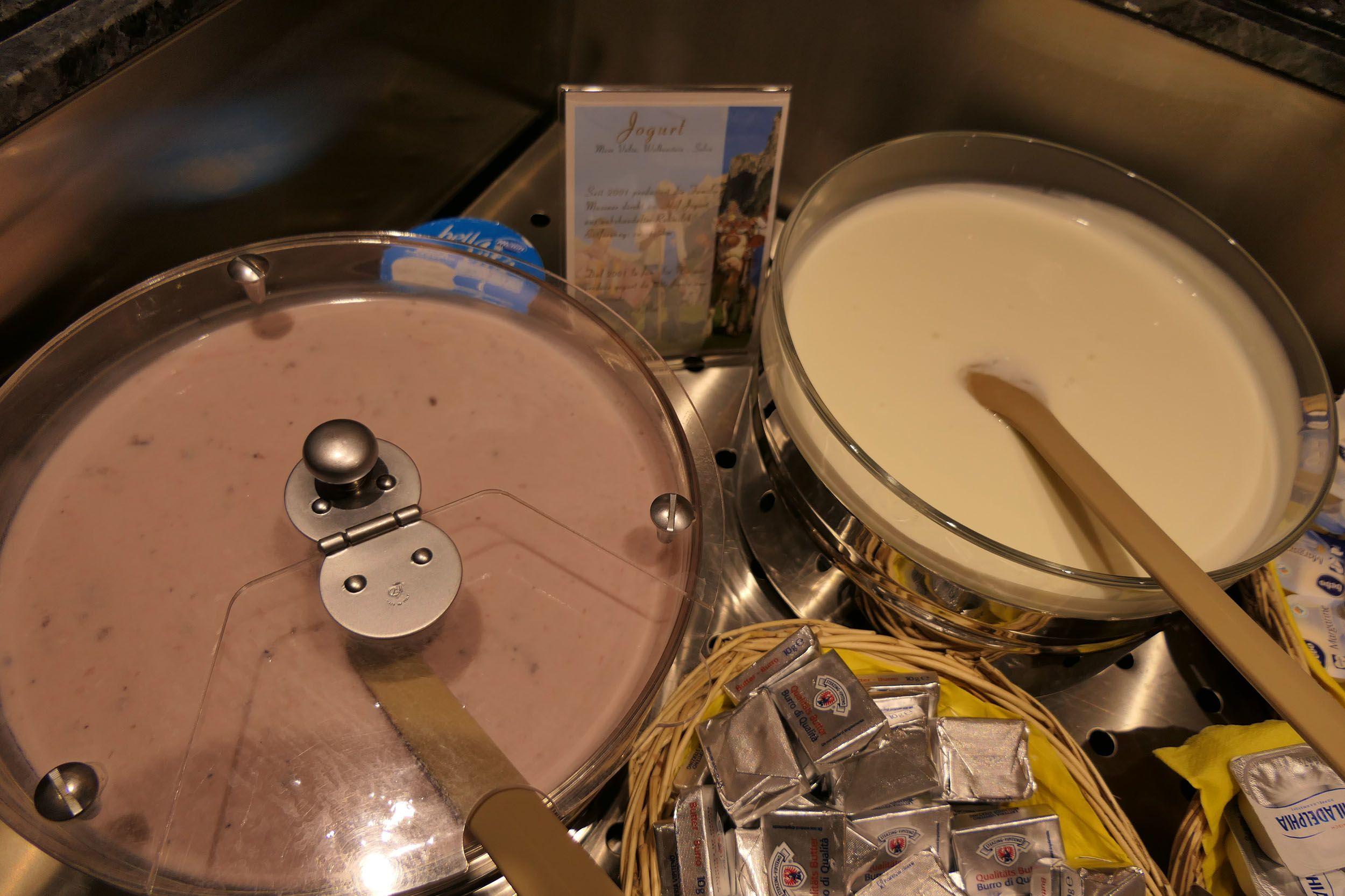 Joghurt aus der Hofkäserei © Stefan Herbke
