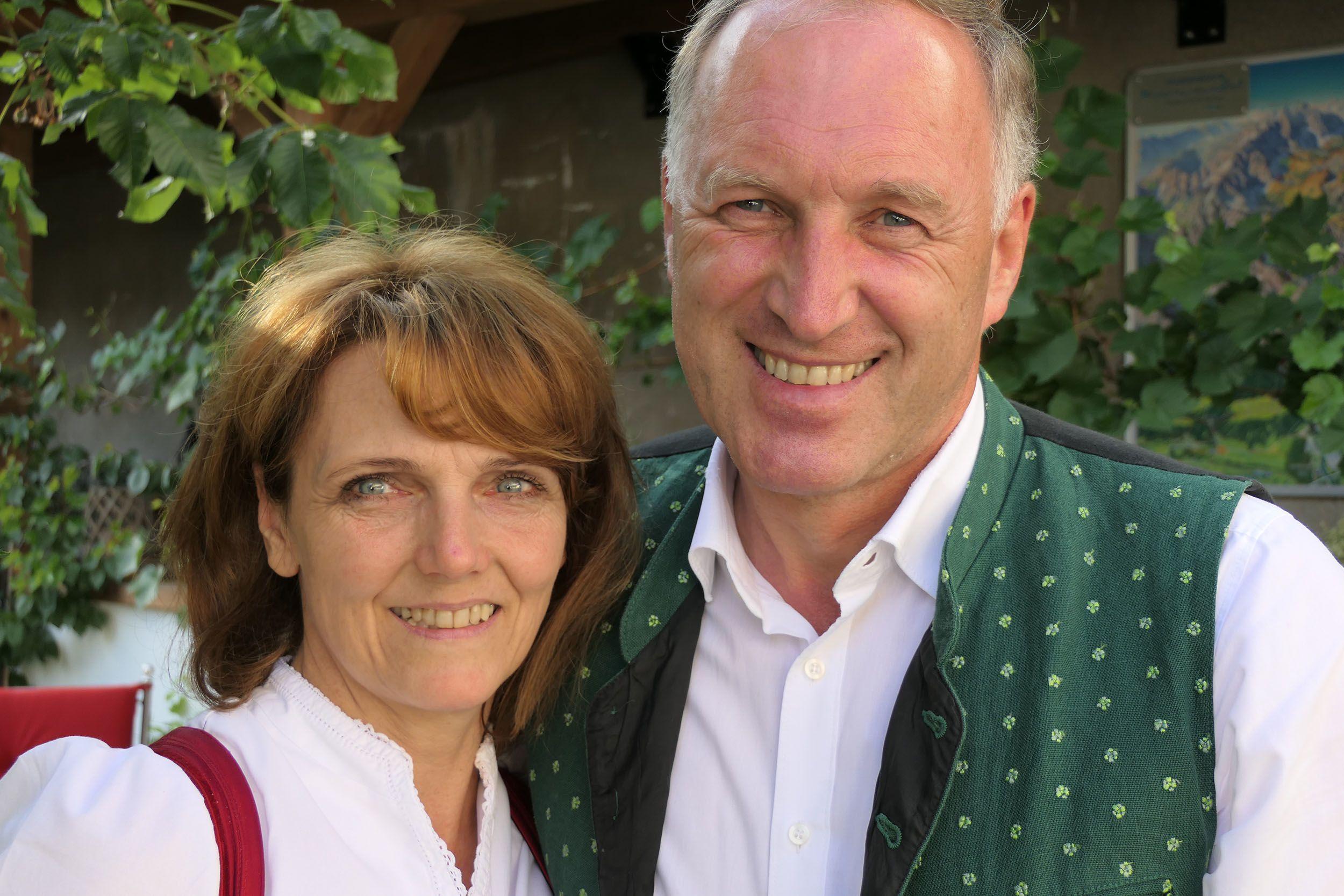 Elisabeth und Klaus Lindebner