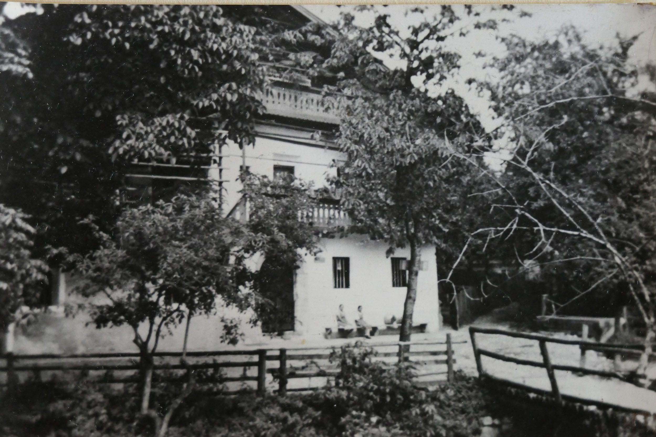 Der alte Bauernhof
