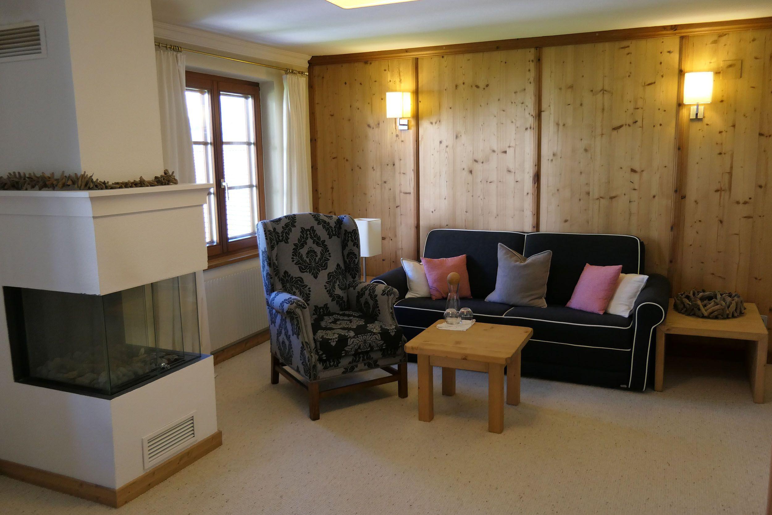Zimmer im Hotel Brandstetterhof