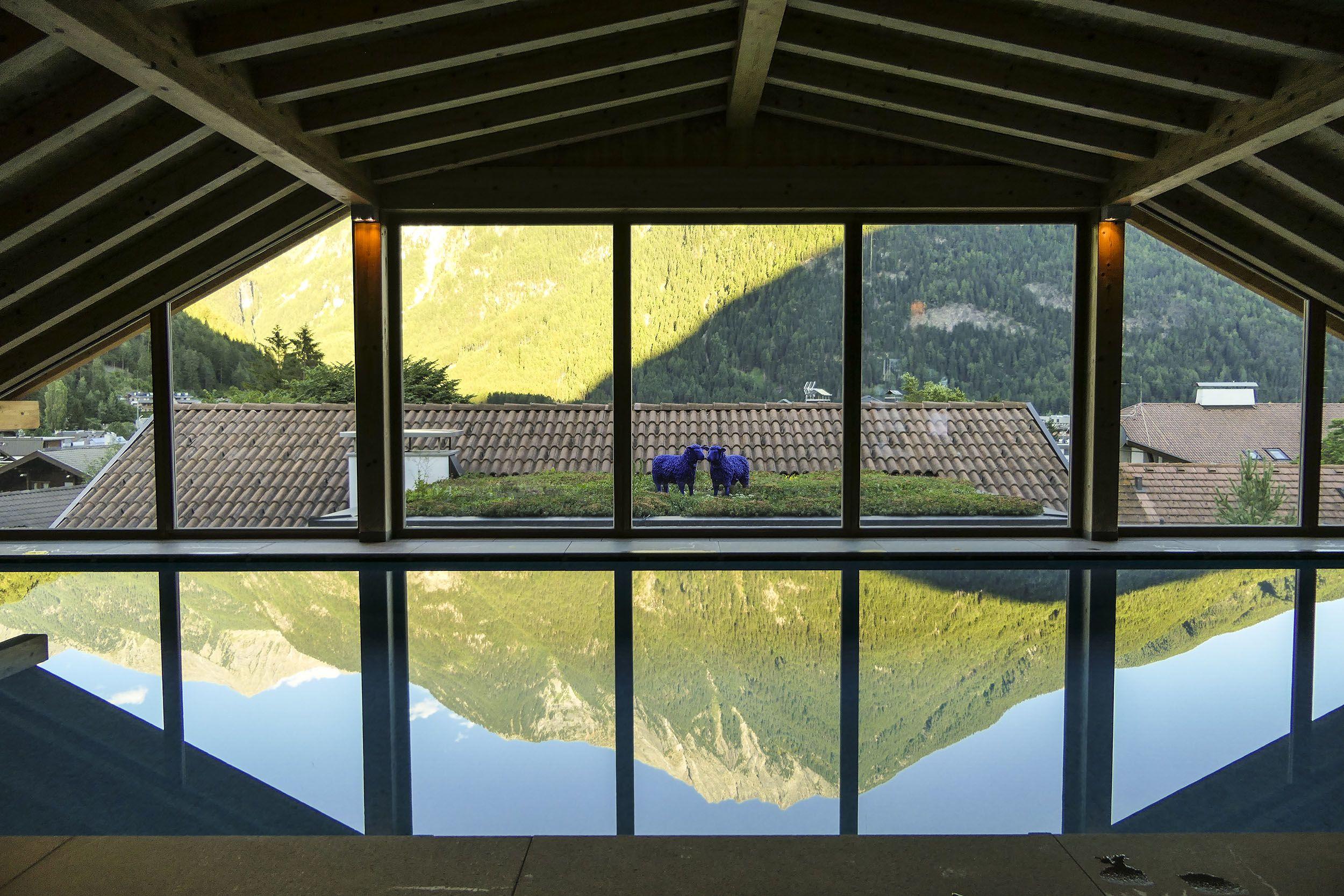 Wanderhotel Drumlerhof, Spa