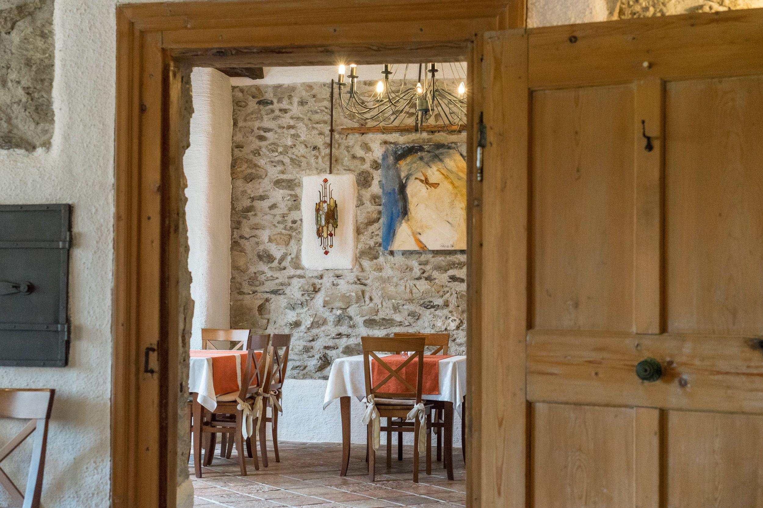 Restaurant im Wanderhotel Steffner-Wallner
