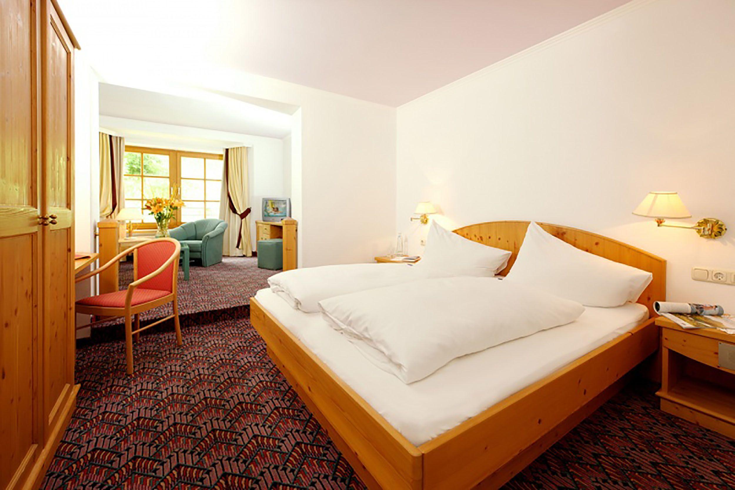 Suite im Vital-Hotel Post
