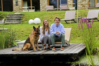 Greta und Simon TauberTauber's Bio- Wander-Vitalhotel, Pustertalerstr. I-39030 Kiens / St. Sigmund