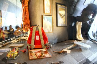 Originalequipment von Reinhold Messner