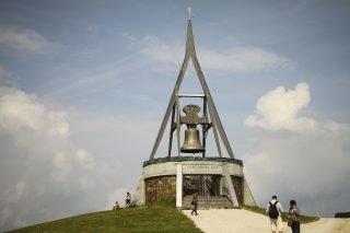 Glocke Concordia 2000 auf dem Kronplatz