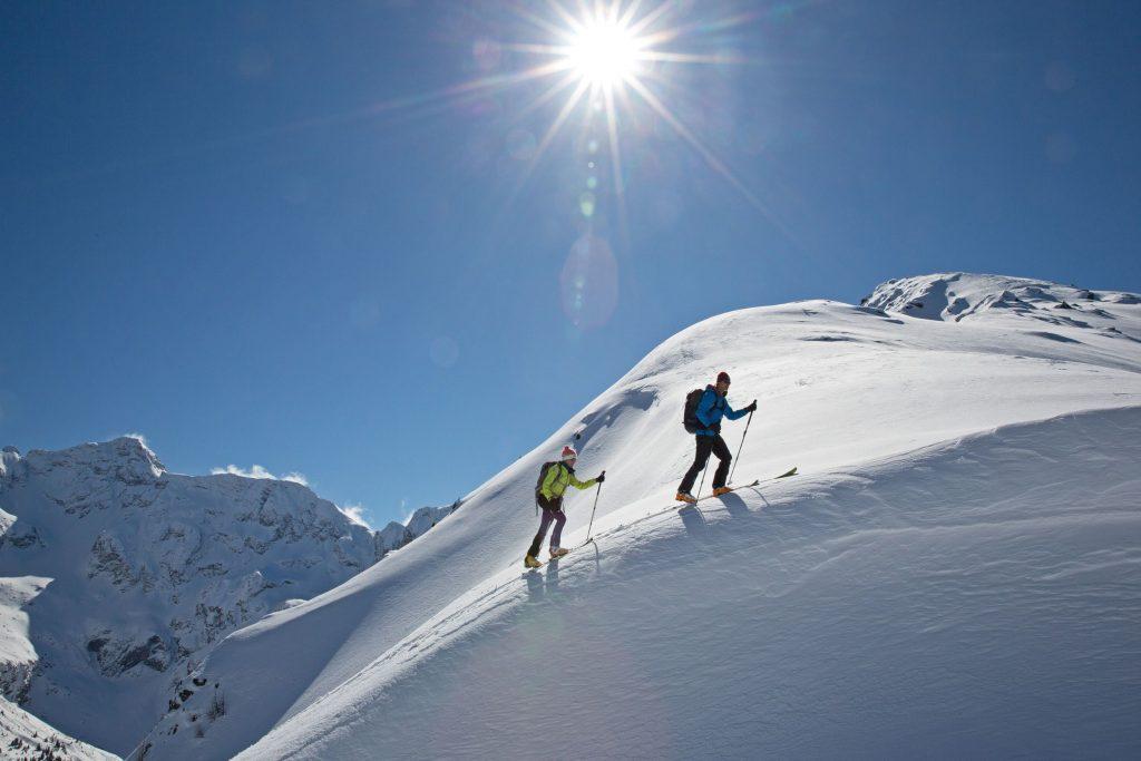 Abfahrt, Langlauf oder Schneeschuhwandern – rund um Schladming herrschen dafür beste Bedingungen