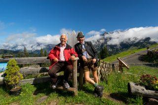 Kräuterwanderung mit Susi vom Wanderhotel Schafhuber in Maria AlmKräuterwanderung mit Susi vom Wanderhotel Schafhuber in Maria Alm - Hinterthal, Österreich