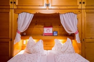 Liebevoll gestaltetes DoppelzimmerWanderhotel Schafhuber in Maria Alm - Hinterthal, Österreich