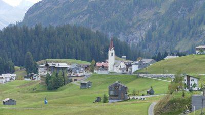 Warth am ArlbergWarth