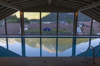 Italien Suetirol Trentino Alto Adige Pustertal Ahrntal Sand in Taufers Campo Tures Wander- und Wellnesshotel Drumlerhof Spa