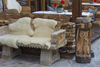 Wellnessbereich Lüsnerhof © Udo BernhartItalien Suetirol Trentino Alto Adige Eisaktal Luesen Wander- und Naturhotel Luesnerhof