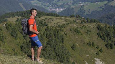 Wanderung auf die Mauerberg Spitze © Udo BernhartItalien Suetirol Trentino Alto Adige Eisaktal Luesen Wander- und Naturhotel Luesnerhof Wandern Mauerberg Spitze