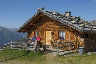 Italien Suedtirol Trentino Alto Adige Ulten Tal Ulten Val d'Ultimo St. Nikolaus Erlebnishotel Waltershof Schwemmalm