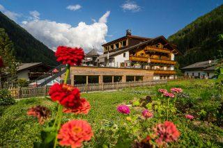 Wanderhotel Jaufentalerhof in Ratschings, Südtirol