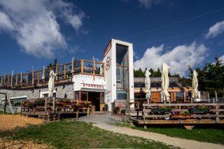 Restaurant Stamperl, höchste Brauerei Österreichs