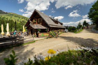 Wandern am KatschbergDie Pritzhütte
