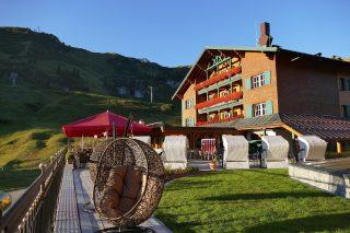 Hotel Jägeralpe in WarthWanderhotel Jägeralpe