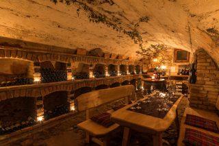 Der Brandstetterhof Weinkeller