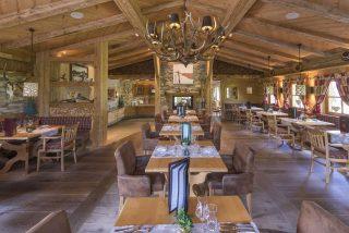 Hotel Lumberger Hof Restaurant