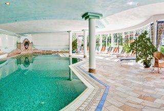 Hotel Lumberger Hof Schwimmbad