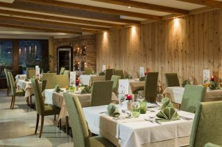 Hotel Tuxertal Restaurant