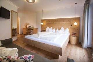 Hotel Tuxertal Zimmer
