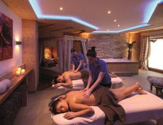 Verwöhnhotel Kristall Massage