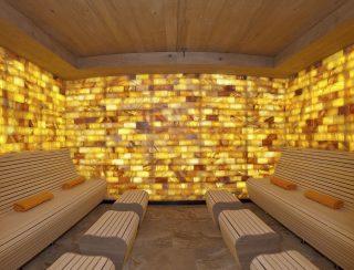 Verwöhnhotel Kristall Sauna