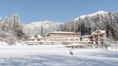 Der Daberer. Das Biohotel Winterurlaub