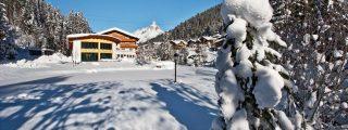 Landhotel Alpenhof Filzmoos Winter