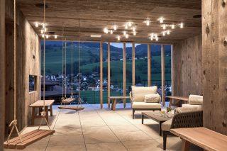 Excelsior Dolomites Life Resort Schaukelzimmer©Michael Huber