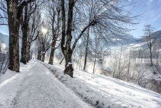 Aktivhotel Gasteiner Einkehr Winterwandern©Gasteinertal Tourismus GmbH