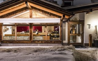 Alpenhotel Rainell Außenansicht